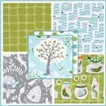 Michale Miller Backyard Baby -- quilting fabrics