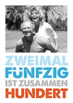 Zusammen 50 Geburtstag Feiern Tolle Einladungskarte Zum 2 X 50 Geburtstag Mit Foto Auch Fur Zwillin Einladungskarten Geburtstag 100 Geburtstag Einladungen