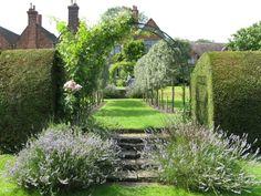 Gärten in England  Felley Priory