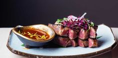 Novikov Asian Steak