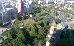 Iasi - Romania Live webcams City View Weather With Live WebCam can learn in real time as shown Hotel Unirea and what happens in the center of Iasi, and look weather at any time of day or night. Romania, Euro, Dolores Park, Fair Grounds, Weather, Live, Travel, Voyage, Viajes