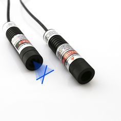 Accurate Positioning with Berlinlasers Blue Crosshair Laser Module