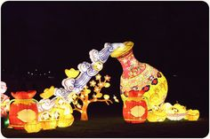 Be Petite: Magical Lantern Festival - London