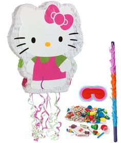 Hello Kitty Pinata Kit, 95055