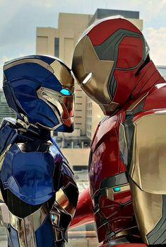 Iron Man Avengers, Marvel Avengers Movies, Marvel Funny, Marvel Art, Marvel Heroes, Mundo Marvel, Iron Man Art, Iron Man Wallpaper, Marvel Images