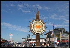 Fisherman's Wharf in San Francisco, California - business and pleasure trip.