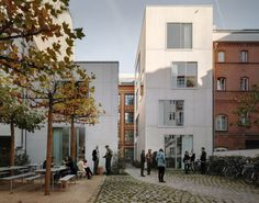 David Chipperfield Architects, Simon Menges · Joachimstrasse