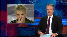 Jon Stewart Mocks Nancy Grace's Jodi Arias Coverage, Calls Host An 'Engorged Tragedy Tick' (VIDEO)