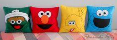 Almofadas/ pillows
