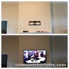 Why shop around for TV wall mounts and home theater accessories like HDMI cables? We provide that absolutely free with our TV mounting service! Licensed and insured TV Mount Charlotte 704-905-2965 http://tvmountcharlotte.com