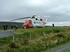Coastguard Helicopter at Portree - geograph.org.uk - 802391 - Search and rescue - Wikipedia, the free encyclopedia