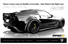 Supercharged ZR6X by Supervettes LLC - finished with Adams ...