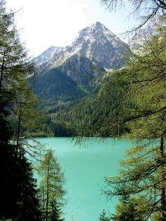 Lago di Anterselva - Anterselva di Mezzo