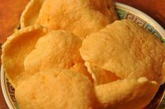 How To Make Prawn Crackers: For prawn crackers that actually taste of prawns, make your own! It's quite simple to do really! Step-by-step (incl pics) instructions set out in my blog at Hubpages. Follow the link.