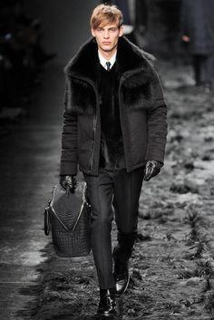 Fendi Fall 2014 Menswear - Collection - Gallery - Style.com