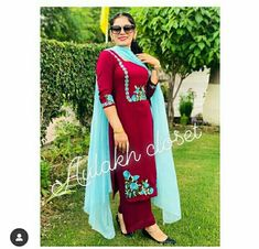 Designer Punjabi Suits Patiala, Punjabi Suits Designer Boutique, Boutique Suits, Indian Designer Suits, Pakistani Dress Design, Embroidery Suits Punjabi, Hand Embroidery Dress, Embroidery Suits Design, Designer Kurtis