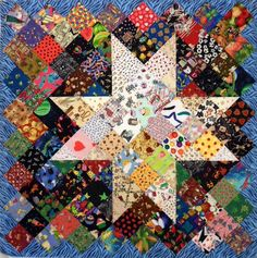 I Spy quilts are such fun to make!