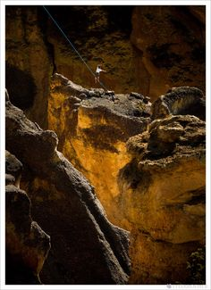 Brian Mosbaugh, Smith Rock, OR. Tyler Roemer Photography
