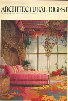 Architectural Digest - September 1972