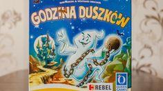 """""""Godzina duszków"""" to przygodowa gra kooperacyjna od wydawnictwa REBEL (fot. Ewelina Zielińska)"""