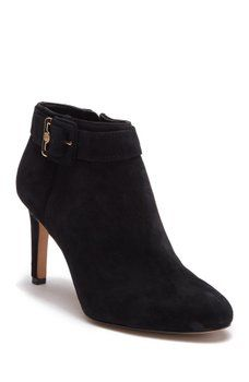 547631b25f7 Vince Camuto - Chrissa Leather Bootie Leather Booties