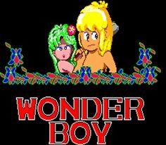 Wonder Boy for Sega Master System
