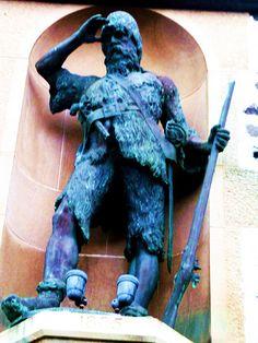 Alexander Selkirk 'Robinson Crusoe' Statue, Lower Largo