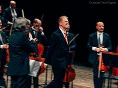 I #ConcertiDellaNormale: Orchestra della Toscana: Christoph Poppen | direzione, Anna Fusek | flauto dolce. Foto di Giuseppe Flavio Pagano