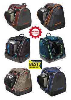 The best ski boot bag. Imitated but never equaled. Super durable 827d43d69ebeb