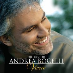 Awww, Andrea Bocelli...how do you describe the beautiful talent of this man with no sight? Helped me appreciate classical music.