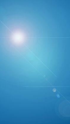 Blue Sky Samsung S6 Wallpaper