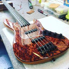 Sadowsky Bass