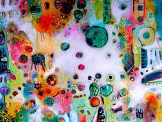 Sacred Marks - Art Is...You - Your Mixed Media Art Retreats