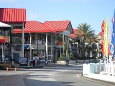 Grand Cayman - Waterfront Shopping