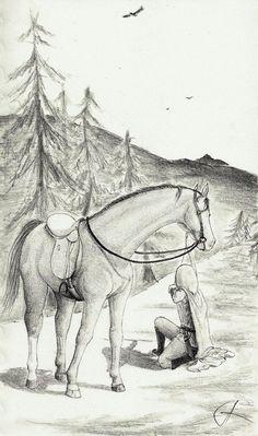 DeviantArt: More Artists Like Ranger's Apprentice: Gilan And Blaze by FellenLeaf