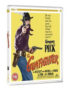 The Gunfighter - Blu-Ray (Signal One Entertainment Region B) Release Date: February 26, 2018 (Amazon U.K.)