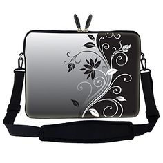 Meffort Inc 15 15.6 inch Neoprene Laptop Sleeve Bag Carry... https://www.amazon.com/dp/B0052ZR6DC/ref=cm_sw_r_pi_dp_x_zvDgzb18ZZ2BZ