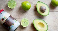 Green Goodness Smoothie with Avocado