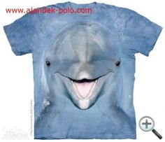 The Mountain Artwear Big Face Dolphin Face Kids Shirt 3d T Shirts, Band Shirts, Design T Shirt, Big Face, Face Design, Mountain Man, Mountain Shirts, Tye Dye, Screen Printing
