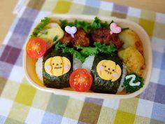 幼稚園 お弁当 キャラ弁♡ハロウィン3の画像