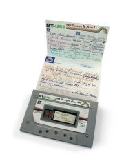 The USB Mix Tape and Case is ideal for anyone who misses creating mix tapes as it puts a modern spin on the retro compilation tapes. One of 6 different tape designs. Usb Drive, Usb Flash Drive, Washi Tape, Photo Souvenir, Usb Stick, Personalized Gifts For Dad, Diy Shops, Unique Gifts For Men, Anniversary Gifts For Him