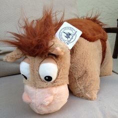 Amazon.com: Disney Park Toy Story Bullseye the Horse Pillow Pal Plush Pet Doll NEW: Everything Else Disney Pillow Pets, Disney Plush, Baby Disney, Pillow Pals, Disney Movies To Watch, Pets 3, Cute Stuffed Animals, Toy Story Party, Animal Pillows