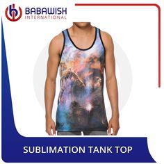 73c150591d170c Customized Printed Men s Tank Top Singlet