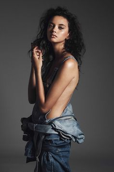 Test shoot - Marina Nery by Paul Morel » Strangely Compelling - Fashion | Art | Photography