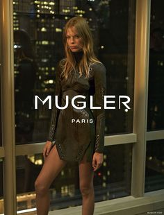 Lexi Boling   Mugler F/W 2015
