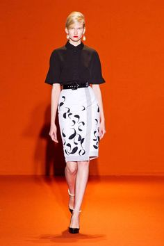 Andrew GN Spring 2013 Ready-to-Wear Collection