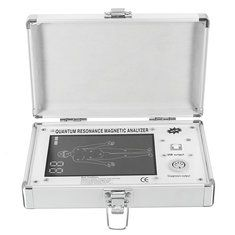 Features: Particularly suitable for comparison of medicine curative effects and health products, and check of sub-health conditions. The method of quantum resonance magnetic analysis is an emerging rapid, accurate and non-invasive spectral testing method Monitor, Bone Diseases, Cranial Nerves, Goods And Service Tax, Magnets, Medical, Health, Christmas Sale, Stress