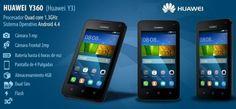 De oportunidad se vende 2 celulares nuevos de paquete marca Huawei Y3, 95.00 cada/uno un poquito negociables, color negro. Mayor información: 0997157980