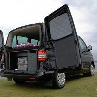KAUA'I Camper - steckbares Schlafsystem für VW T5 T6