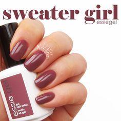 Αποτέλεσμα εικόνας για Essie Gel, Sweater Girl